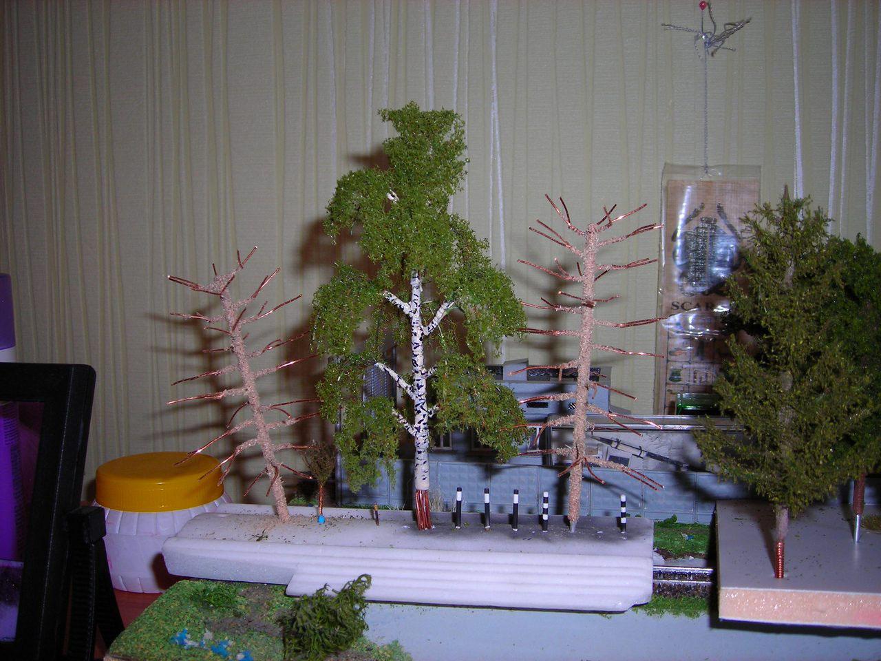 Домашние деревья своими руками фото 507