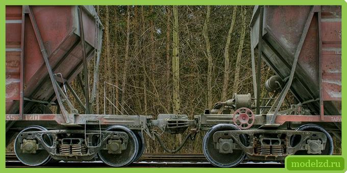 Автосцепка вагонов