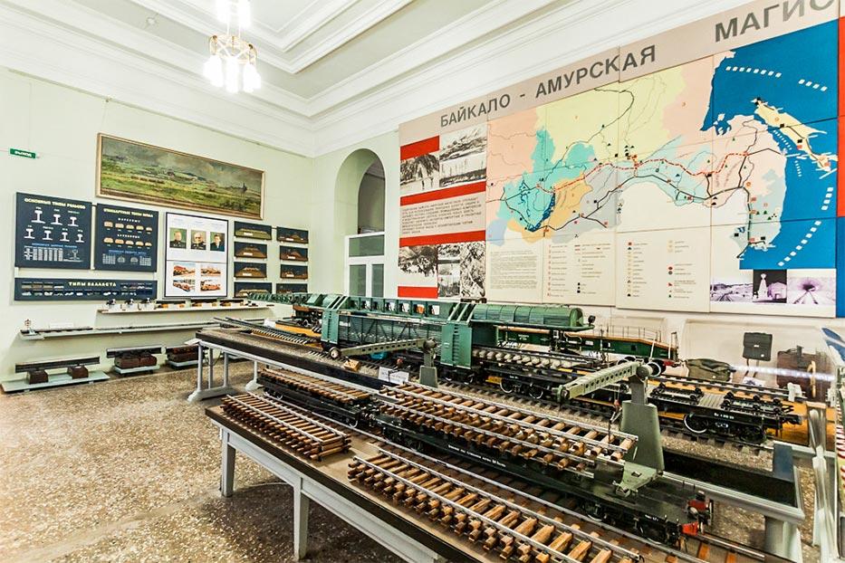Центральный музей железнодорожного транспорта