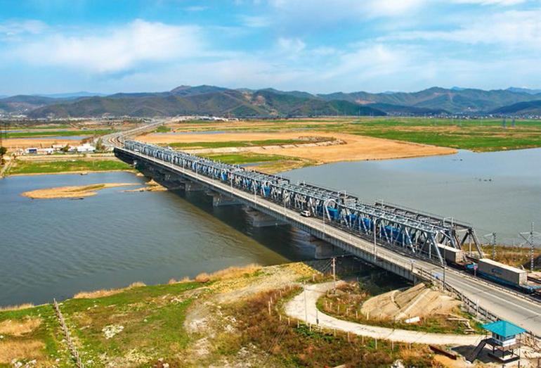 Мост на БАМе