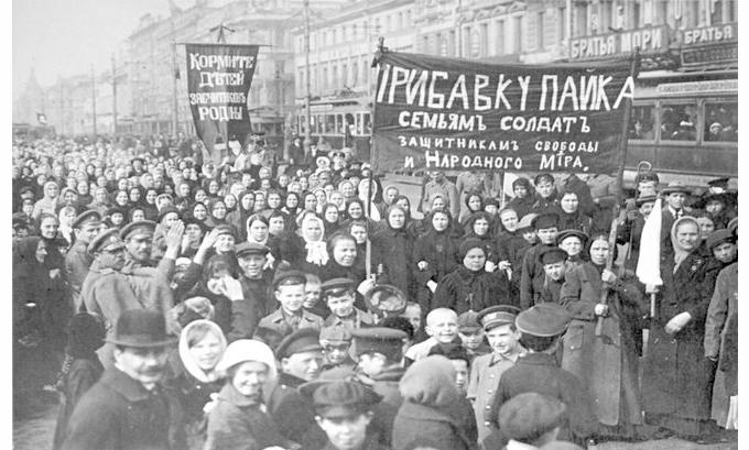 Стачка на Путиловском заводе