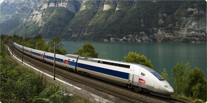 Высокоскоростной электропоезд TGV